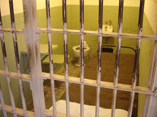 individual prison cell